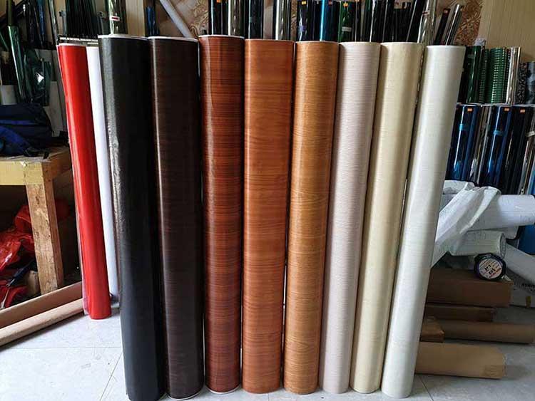 giấy decal dán gỗ